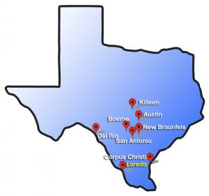 Heartburn Center Locations in South Texas